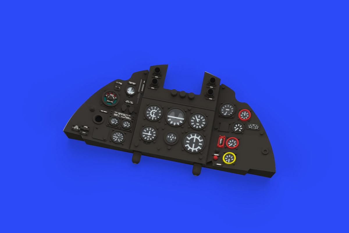 NEW RELEASE Eduard 644006 1:48 Hawker Tempest Mk.V LööK set