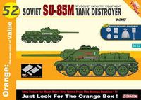 Soviet Su-85M Tank Destroyer - Image 1