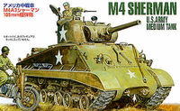 US M4A3 Sherman Tank w/105mm Gun - Image 1