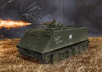 M132 Armored Flamethrower (Smart Kit) - Image 1