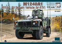 M1240A1 MRAP All-Terrain Vehicle (M-ATV) - Image 1