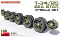 T-34/85 SEA STAR WHEELS SET - Image 1