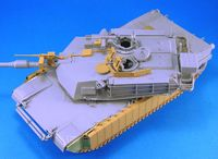M1A2(A1) Abrams TUSK Conversion set (for Dragon) - Image 1