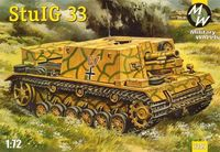 German Self-propelled gun StuIG 33