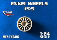 Enkei wheels 15/5