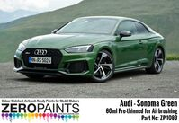 1083 Audi RS - Sonoma Green