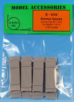 Wooden Ammo Boxes for 7.5 cm Pak 40