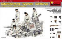 German tank crew (winter) Special Edition