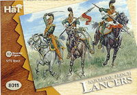 Napoleonic French Light Lancers - Image 1