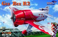 Gee Bee Super Sportster R2 - Image 1
