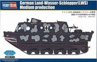 German Land-Wasser-Schlepper medium production
