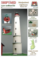 Marjaniemi Lighthouse skala 1:72 - Image 1
