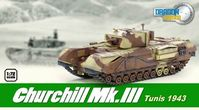Churchill Mk.III (Tunis 1943)