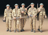 British Infantry on Patrol - Image 1