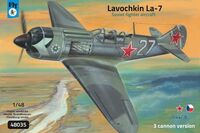 Lavochkin La-7 (3 cannon version)