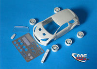 Citroen DS3 R5 - Conversion without decal (resin parts + P/E)