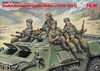 Soviet Armored Carrier Riders (1979-1991), (4 figures)