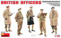 BRITISH OFFICERS - Image 1
