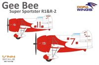 Gee Bee Super Sportster R1&R2 (2 in 1) - Image 1