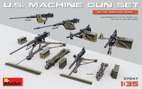 U.S. MACHINE GUN SET - Image 1