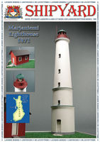 Marjaniemi Lighthouse  nr8 skala 1:87 - Image 1