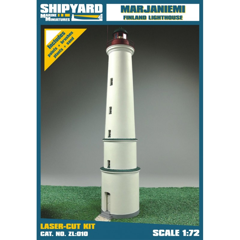 Marjaniemi Lighthouse - Image 1