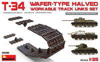 T-34 Wafer-type Halved track - Image 1