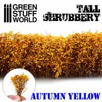 Tall Shrubbery - Autumn Yellow - Image 1