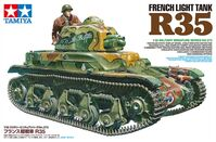 French Light Tank R35 - Image 1