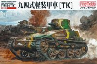 IJA Type 94 Light Armoured T