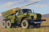 "Multiple Rocket Launcher BM-21 ""Grad"""