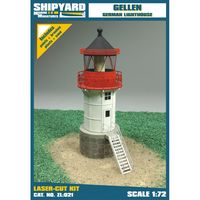 Gellen Lighthouse skala 1:72